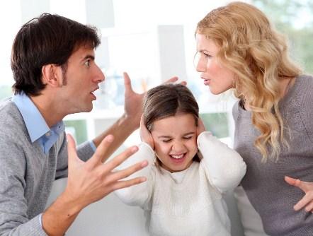 Bertengkar Karena Pelajaran Anak