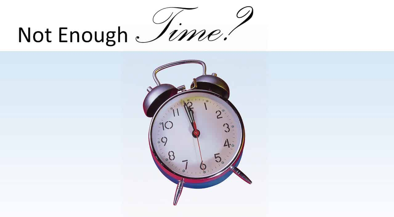 Kurang Waktu?