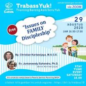 TRABASS 10 – Issues on Family Discipleship