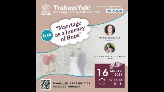 TRABASS 12 – Marriage as a Journey of Hope